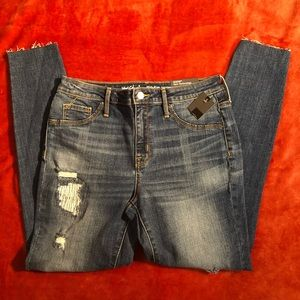 Mission NWT jeans